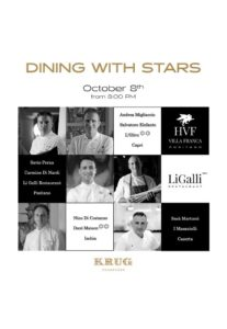 Dining with stars