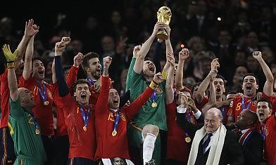 La Spagna si è aggiudicata la finale del mondiale di calcio 2010 Sud Africa battendo per 1 a 0 l'Olanda ai tempi supplementari con un goal di Iniesta. Per la […]