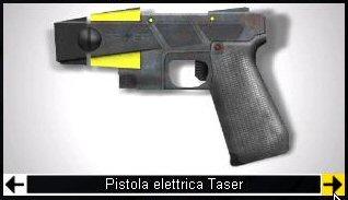 """ROMA– Presto anche la Polizia Italiana potrebbe venir dotata delle pistole elettriche per contrastare aggressioni e agitazioni. Nel """"decreto stadi"""" approvato in sede di Commissione Giustizia e Affari Costituzionali è […]"""