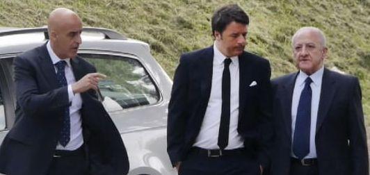 Stamattina Matteo Renzi, Premier e Leader del PD, reduce dalla trasferta negli USA, ha fatto visita alla Città di Pompei incotnrando tutti i vertici della politica campana: il presidente della […]