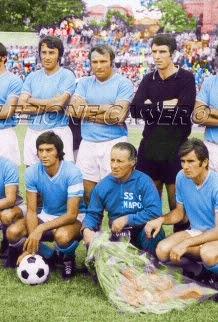 Mancavo dallo stadio San Paolo di Napoli-Fuorigrotta da circa 45 anni: parliamo all'incirca del 1970. A quell'epoca essere presente la domenica alle partite calcistiche del Napoli era per me un […]