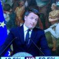 Una valanga di NO in tutt'Italia si è abbattuto sulla riforma costituzionale Renzi-Boschi-Verdini-Napolitano e al Premier Matteo Renzi non è restata altra scelta che annunciare le proprie dimissioni da capo […]