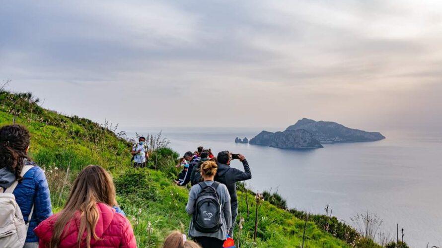 Presentati ieri i risultati del City Nature Challenge organizzato dall'Area Marina Protetta di Punta Campanella. 1400 foto raccolte da decine di escursionisti di varie associazioni locali. Più di mille e […]